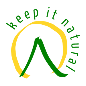 "Logo ""Keep It Natural e.V."""